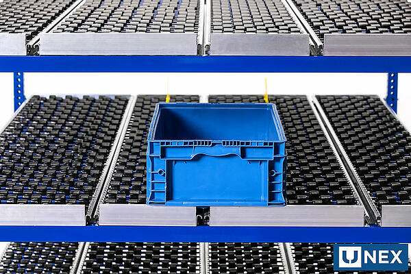 spantrack wheel beds with tote