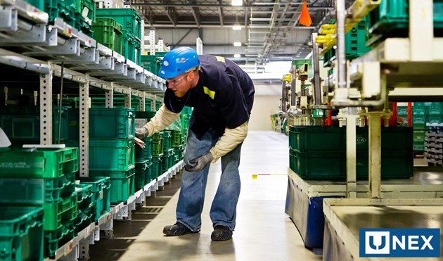manufacturing labor shortage material handling