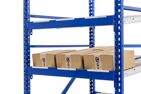 roller rack for retail back room