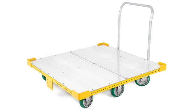 unex industrial carts