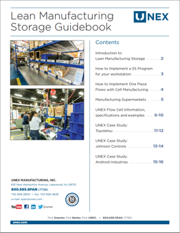 Lean Manufacturing Guidebook Cover Page Sreenshot-2
