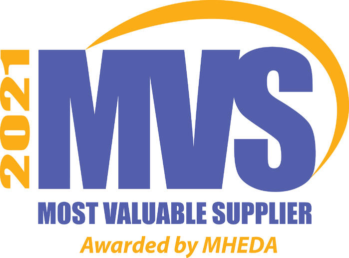 UNEX Manufacturing Recognized as 2021 MHEDA Most Valuable Supplier