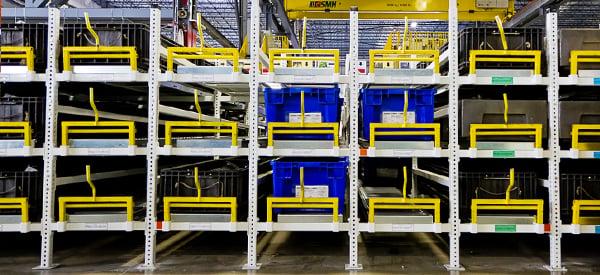 UNEX Flow Cell Modular Storage at Toyotetsu in Canada