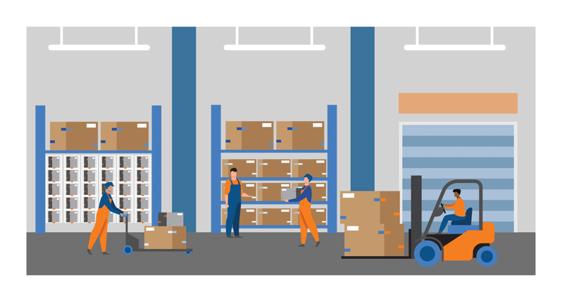 Solutions for omnichannel fulfillment