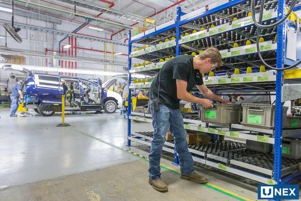 Integrating Ergonomics With Lean Manufacturing Processes
