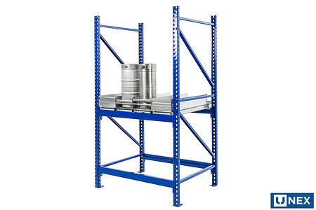 UNEX Keg-Flow Keg Storage for Slim Quarter and Sixth Barrel Kegs