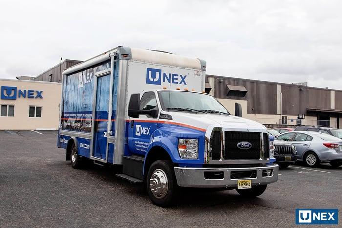UNEX Launches The UNEX Roadshow - Rack & Roll Tour