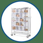UNEX Mobile Picking Carts