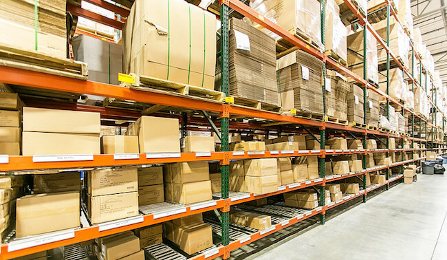 Warehouse Storage Solutions - Supply Chain-1