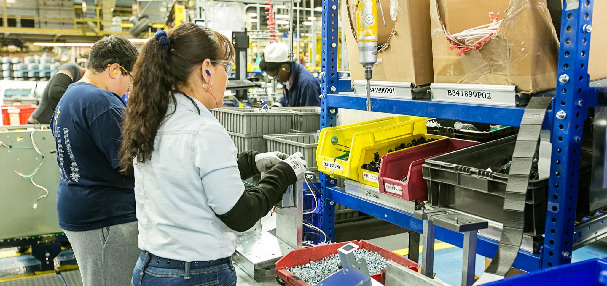 WIP in Manufacturing