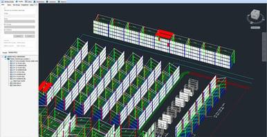 UNEX Skube Slotting Analysis System