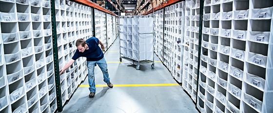 Is SpeedCell Your Alternative to Static Industrial Shelving?