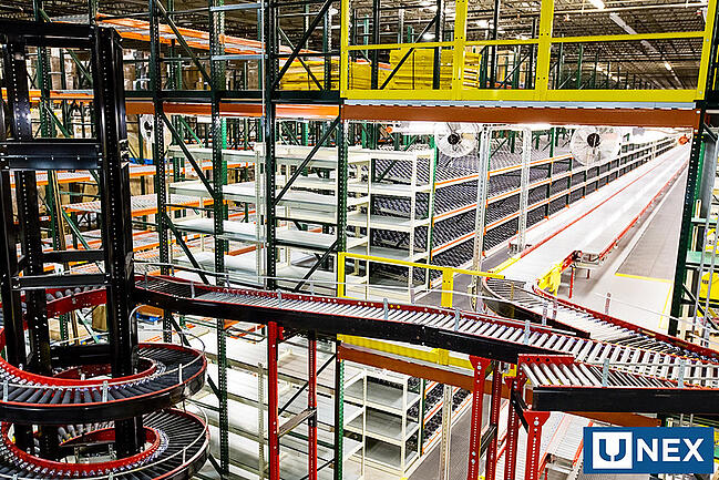 Optimizing warehouse space for the last mile